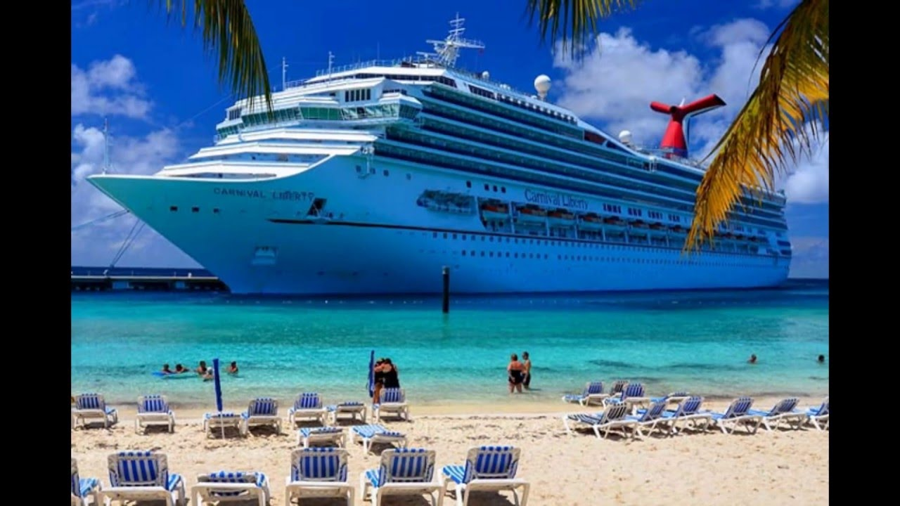 Grand Turk Beach Turks And Caicos Islands YouTube - Turks and caicos cruise ship schedule