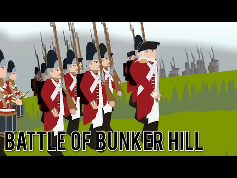 Battle Of Bunker Hill (The American Revolution)