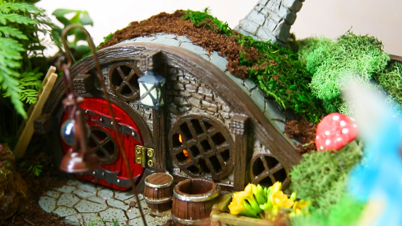 How To Make A Magical Fairy Garden
