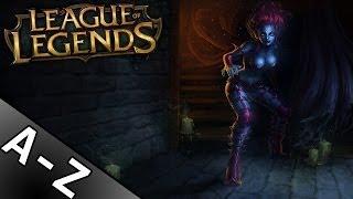 A-Z League of Legends: Evelynn - NERF EVE? DZIĘKI RIOT