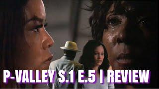 P-VALLEY SEASON 1 EPISODE 5  BELLY ReviewRecap