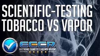 ECCR Xtra: Tobacco Smoke vs. Vapor
