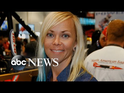 Charlie Parker -  Driver Jessi Combs from MythBusters Died in Racecar Accident