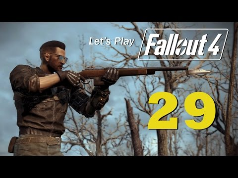 Let's Play Fallout 4 (Sharpshooter) Ep. 29: The Definition of Stealth