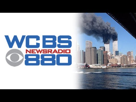 WCBS-AM 880 Sept 11, 2001 Coverage (Full with Video)