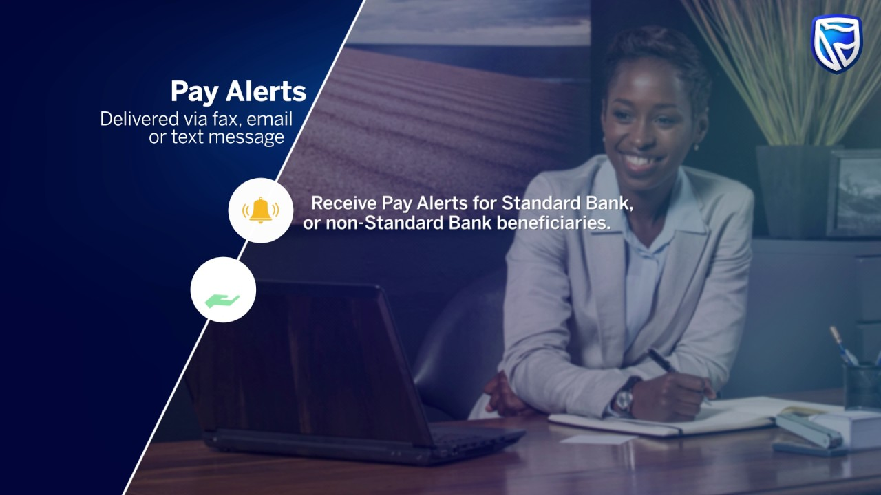 Standard bank business online - Business Online Pay Alerts Standard Bank Group