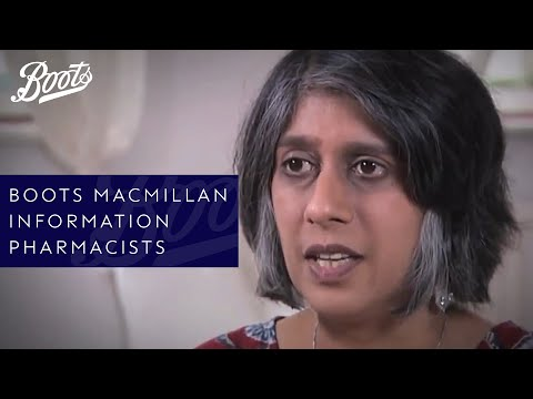Boots Macmillan Information Pharmacists