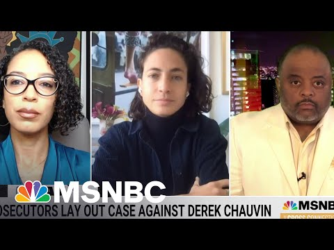 Media, Politics Experts Slam Defense's Portrayal of George Floyd in Derek Chauvin Trial | MSNBC