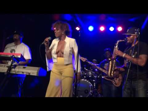 Zo! and Carmen Rodgers -- 'We Are On the Move' and 'Whatcha Like' (Atlanta, 2016)