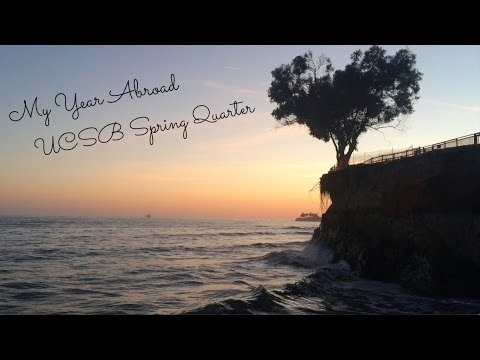 Study Abroad in California: UCSB Spring Quarter 2015 | Amelie Win