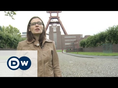 Essen - The Zeche Zollverein Cultural Site | Discover Germany