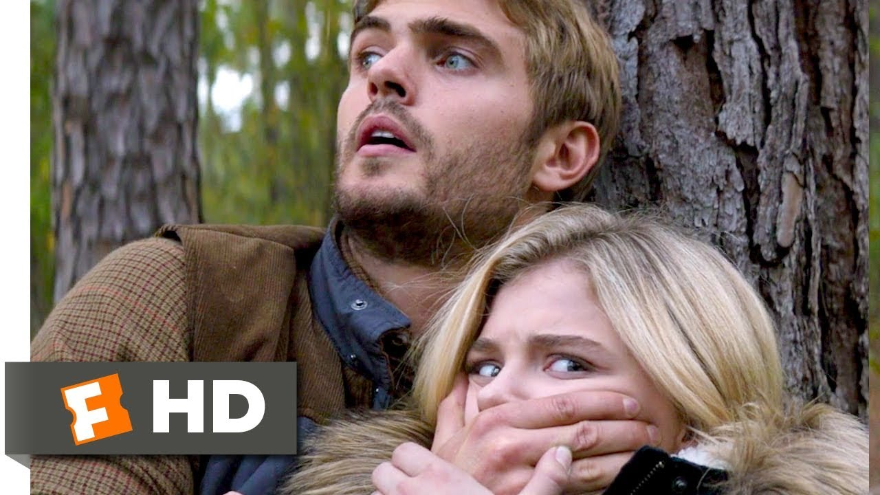 Download The 5th Wave (2016) - Afraid You'd Shoot Me Scene (6/10) | Movieclips