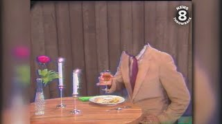 News 8's longest working restaurant reviewer known as The Unknown Eater revealed