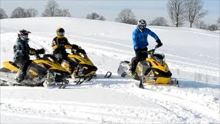 Ski Doo Freeriding