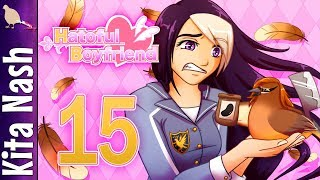 Hatoful Boyfriend Gameplay w/Voices |Part 15| THE TRUTH (Bad Boy Love) Let