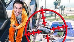 Wir ZERSTÖREN die POLIZEI Drohne! | GTA Online