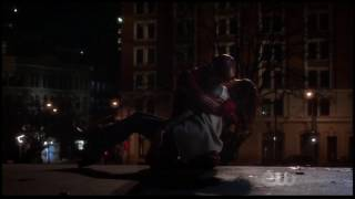 The Flash 3x23 opening scene - HR DIES!