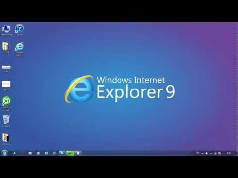 Internet Explorer-Настройка стартовой страницы
