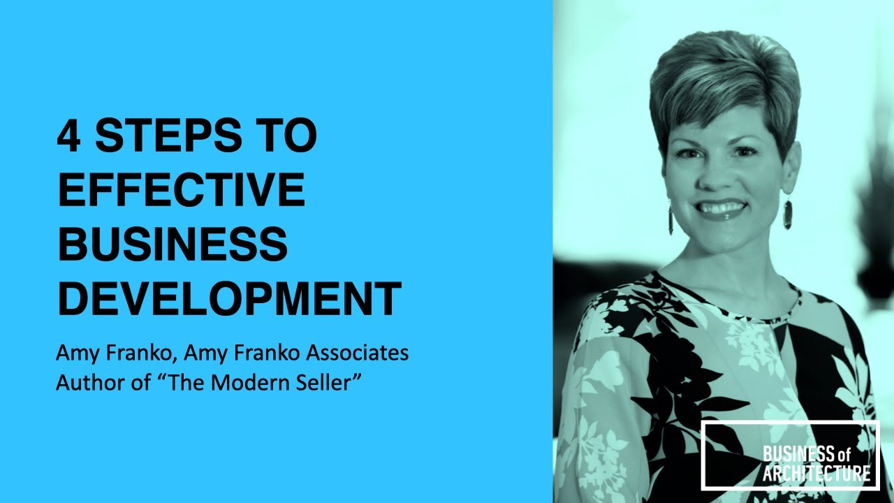 Download 310: 4 Steps to Effective Business Development with Amy Franko