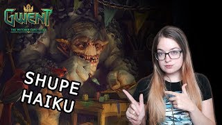 Gwent | Ranked Monsters Deck Guide | Haiku Shupe