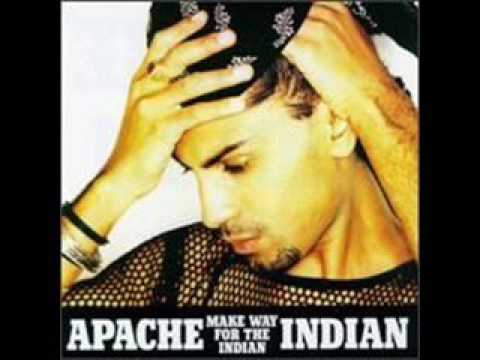 Apache Indian -  raggamuffin girl feat  frankie paul  1995