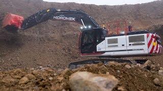 Brand New Hidromek HMK 390LCHD Excavator