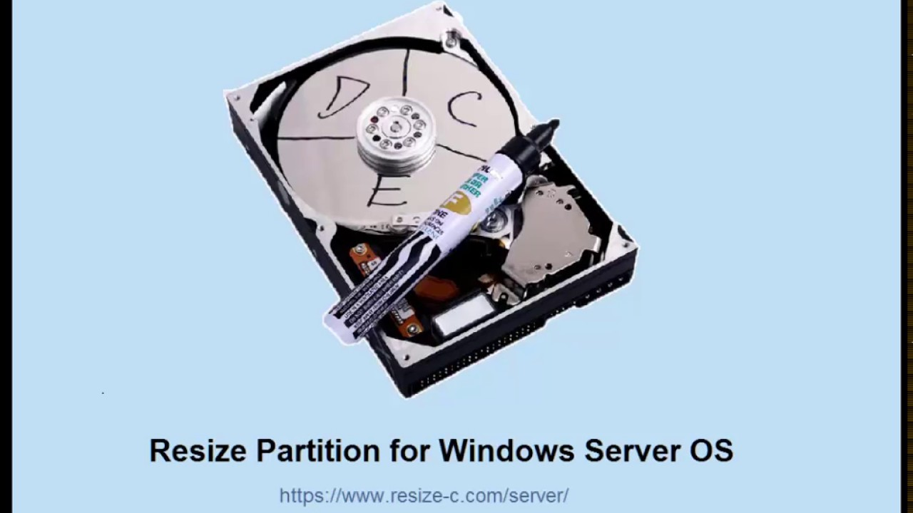 Expand Server 2003 C Drive Vmware – How to Extend C Drive in Vmware