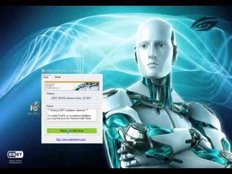 ESET NOD32 Antivirus 8 Full + Activador Permanente|32 y 64