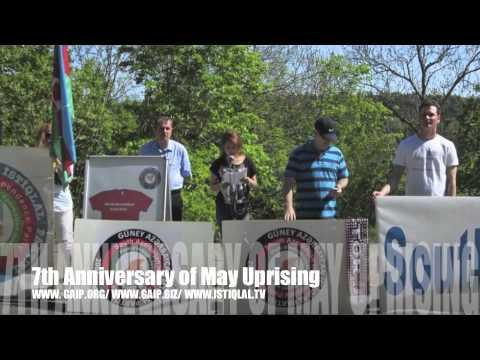 7th Anniversary of South-Azerbaijani people uprising