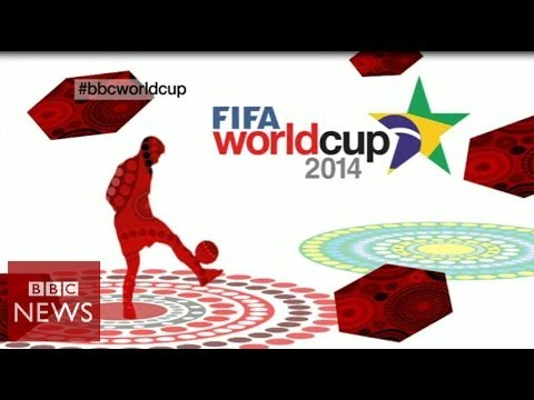 Brazil World Cup BBC World News Promo