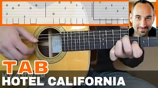 Hotel California Guitar Tab