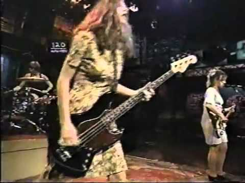 Babes in Toyland 'Sweet 69' 120 Minutes 1995- live in studio performance