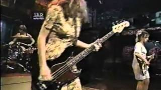 Babes in Toyland 'Sweet 69' 120 Minutes 1995 live in studio performance