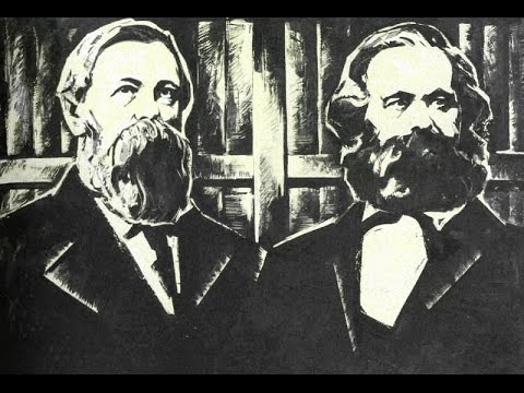 The Marxist view of history
