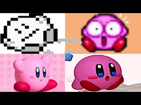 Thumbnail: Evolution Of Kirby's Death Animations & Game Over Screens (1992-2016)