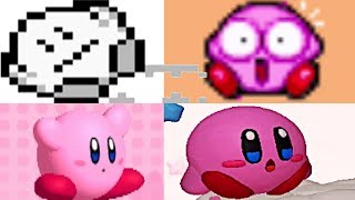 Evolution Of Kirby