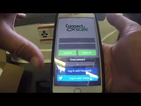 Connect Scale Bluetooth Fishing Scale Review