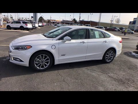 2018 Ford Fusion Energi Centennial CO, Littleton CO, Fort Collins CO, Greeley CO, Cheyenne WY JR1459