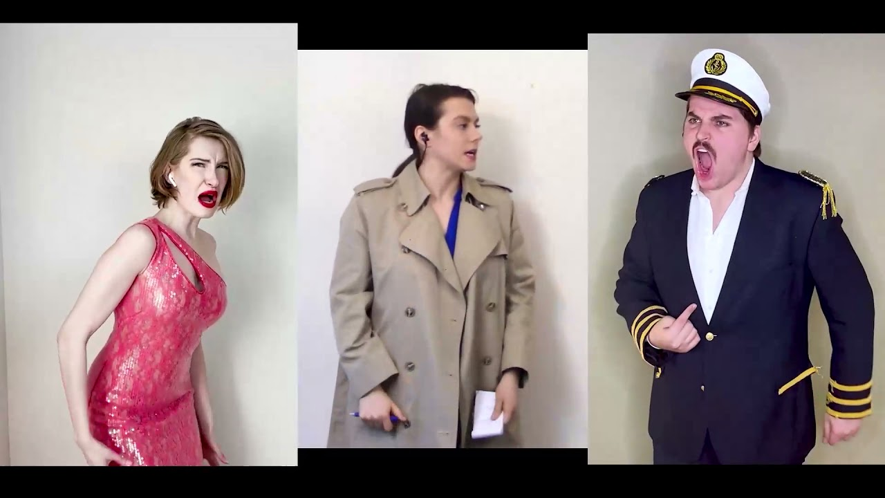 A Killer Party Musical Trailer presented by VVT