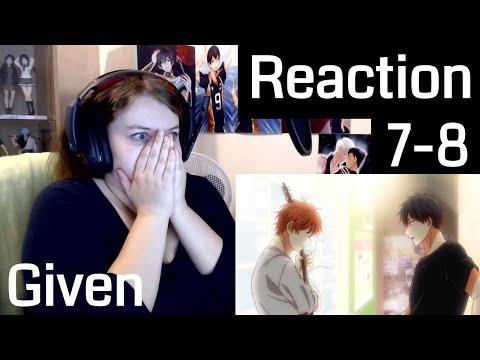 Given Episode 7-8 Reaction