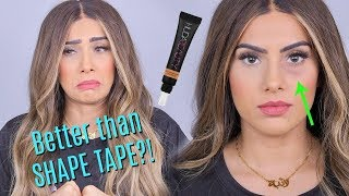 BEST NEW CONCEALER?! Huda Beauty Overachiever Concealer | BodmonZaid