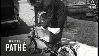 New Folding Bicycle (1965)