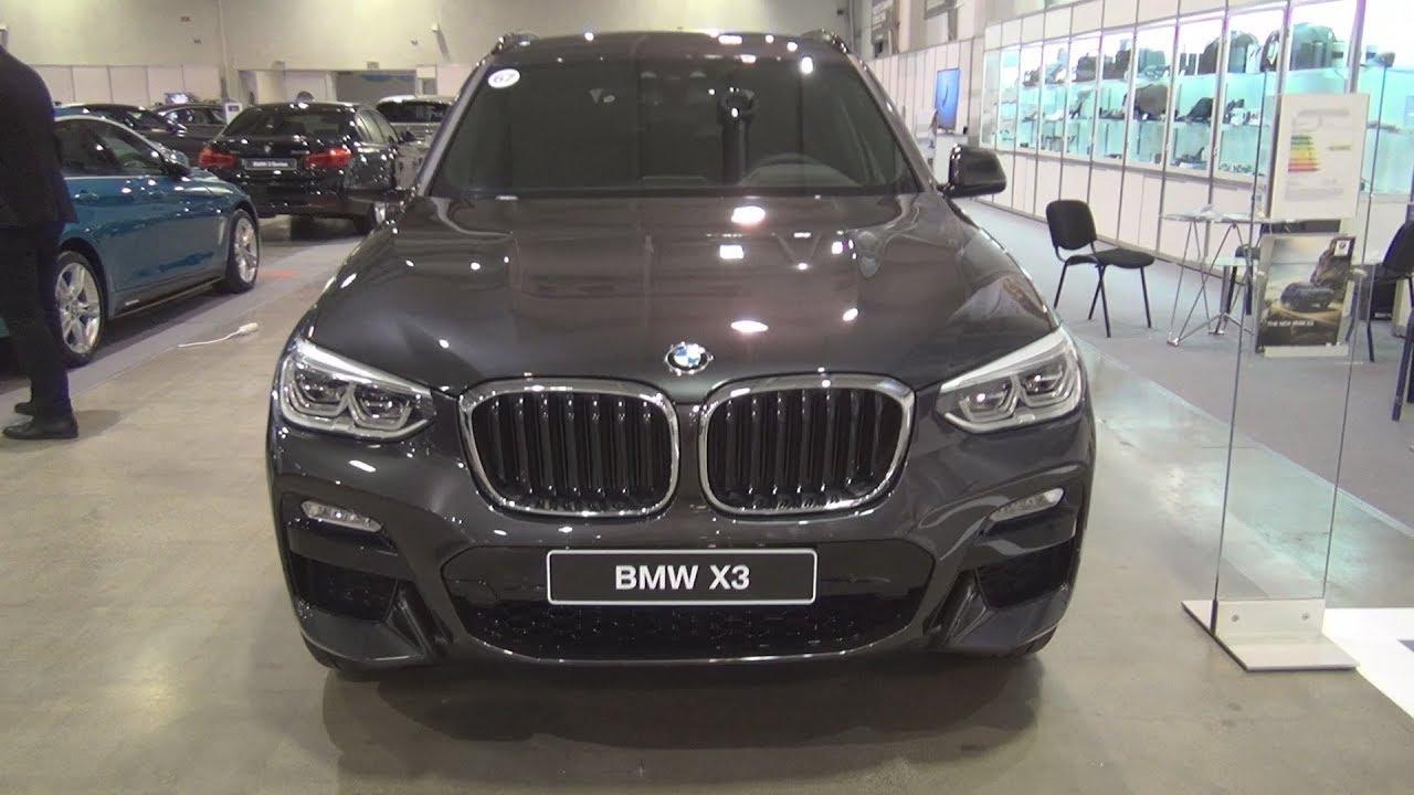 Bmw X3 Xdrive 20d Sophisto Grey Brillianteffect 2018