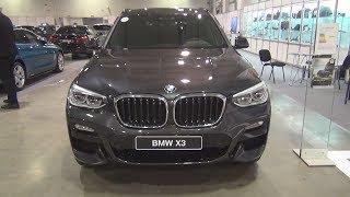 BMW X3 xDrive 20d Sophisto Grey BrilliantEffect (2018) Exterior and Interior