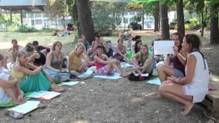 Vedalife. Арт-терапевтическая практика «На пути к своей мечте» (04.08.2014)