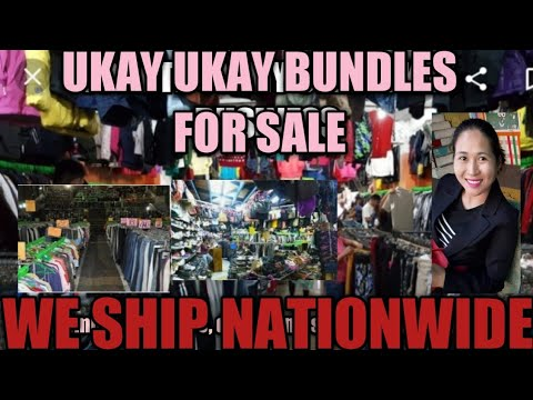 Ukay ukay bundles for sale/we ship nationwide