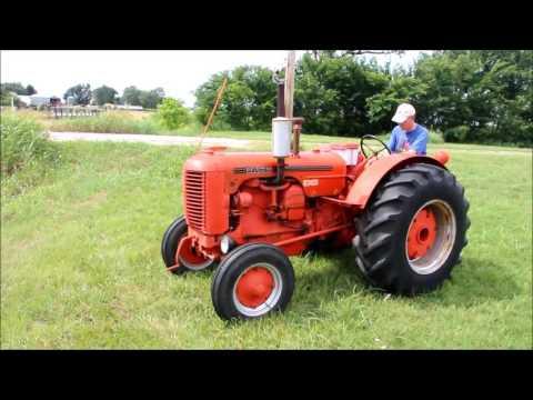 Antique Case D Tractor for Sale in Belle Plaine, KS