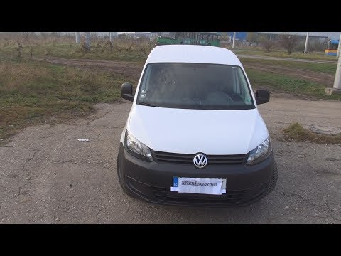 Volkswagen Caddy KA Basis TDI (2014) In Depth Review