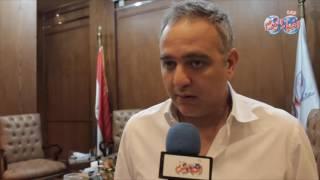 محمد حفظي: فيلم اشتباك استطاع تحقيق النجاح برغم منافسة افلام العيد