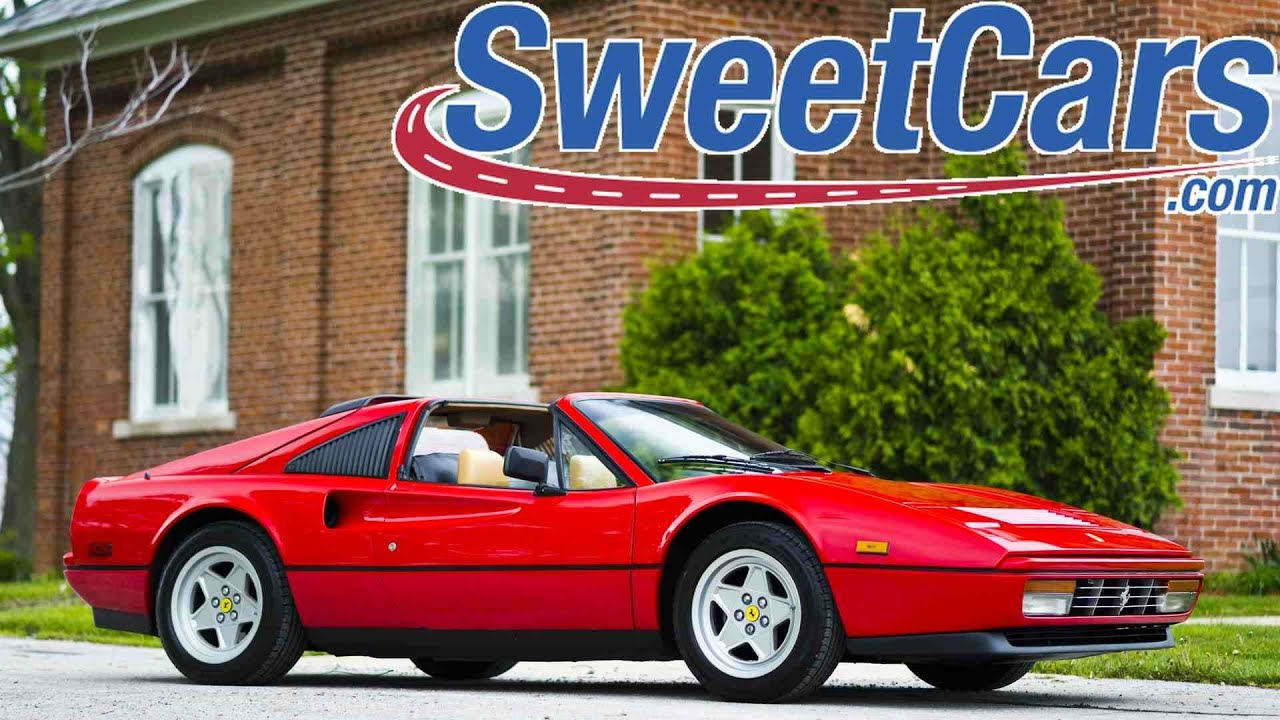 1987 ferrari 328 gts test drive sweetcars car of the week 40 1987 ferrari 328 gts test drive sweetcars car of the week 40 vanachro Image collections